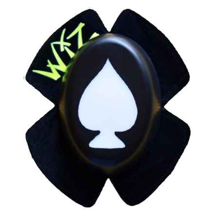 WIZ SPARKY Knieschleifer - ACE white