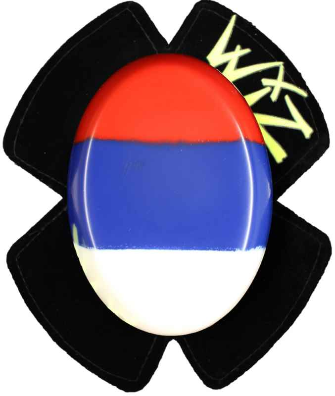 WIZ Knieschleifer - Serbian flag